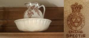 Burslem Pottery Spectis (England)